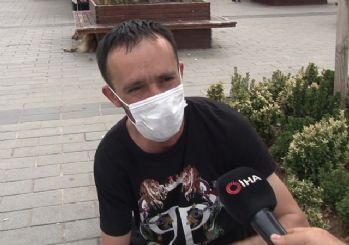 Maske yasağı isyan ettirdi