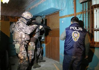 PKK'lı Sabri Dal yakalandı