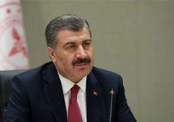 Sağlık Bakanı Koca'dan belediyelere 'sınav günü' çağrısı