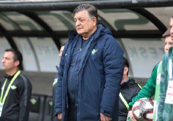Akhisarspor'da teknik direktör Yılmaz Vural ve 12 kişinin korona testi pozitif çıktı