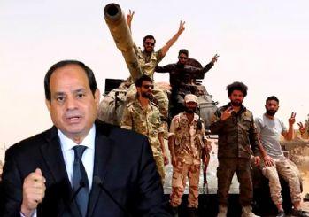 Sisi'nin, Libya'ya işgal tehdidine tepki: Savaş ilanıdır