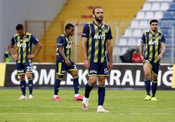 Fenerbahçe'ye bir darbe de Kasımpaşa'dan! 2-0