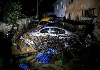 Bursa'da sel felaketi: 2 kişi hayatını kaybetti, 5 kişi kayıp!