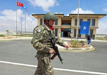Somali'de Türk askeri eğitim üssü önünde saldırı girişimi