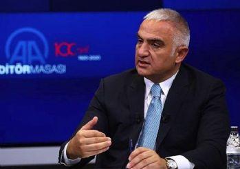 Kültür ve Turizm Bakanı Ersoy: Havaalanlarında Kovid-19 test merkezleri açılacak