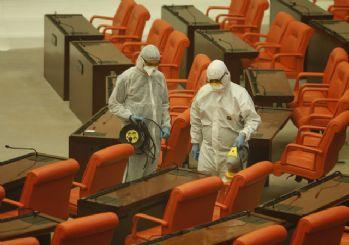 TBMM'de yeni koronavirüs tedbiri: Çay ocakları kapatıldı