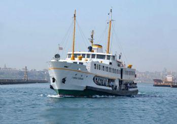 İstanbul'da vapur ücretleri günde 6 saat 5 kuruş oluyor