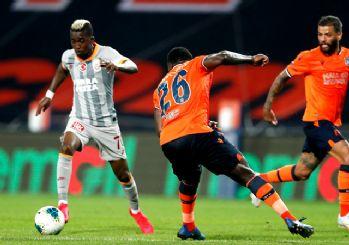 Dev maçta kazanan yok! M. Başakşehir 1-1 Galatasaray