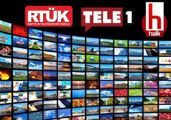 RTÜK Halk TV ve Tele 1'e verilen cezaların gerekçeli kararını açıkladı