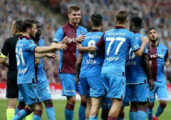 Sezonun en kritik derbisini Trabzonspor kazandı! 3-1