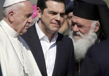 Yunanistan'ın Ayasofya tepkileri sürüyor