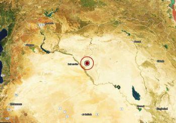 Suriye'de korkutan deprem