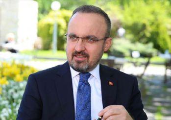 Bülent Turan: PKK, FETÖ baro kurarmış, kursunlar arkadaş