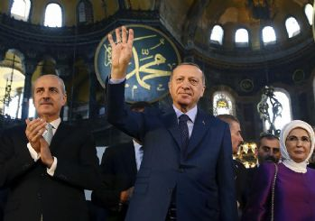 Ayasofya'da 2 formül: Ya yüksek yargı ya Cumhurbaşkanlığı kararnamesi