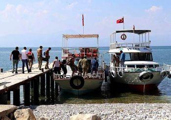 Van Gölü'ndeki tekne faciasında ölü sayısı artıyor