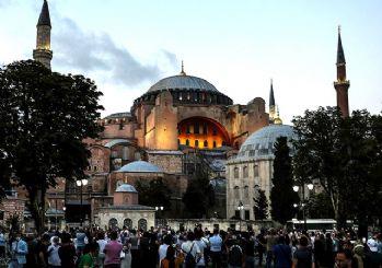 CHP'den skandal Ayasofya yorumu