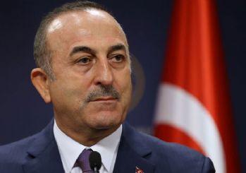 Çavuşoğlu: Ayasofya'da geri adım olmaz