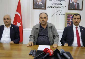 Ağrı'da 3 belediye başkanı AK Parti'ye geçti: Erdoğan'a 15 Temmuz hediyemiz