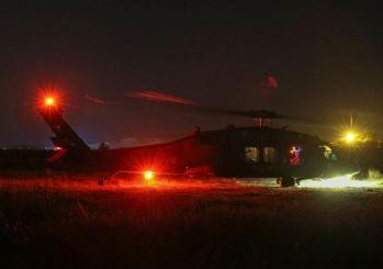 Van'da keşif uçağı düştü: 7 polis şehit