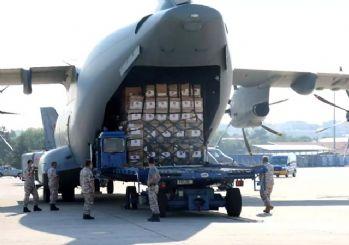 Türkiye'den Venezüella'ya tıbbi malzeme yardımı