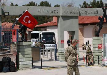 Burdur'da karantinaya alınan asker sayısı 449'a yükseldi