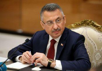 Cumhurbaşkanı Yardımcısı Oktay: Ayasofya'daki fresklerin korunacağı sistem çok orijinal