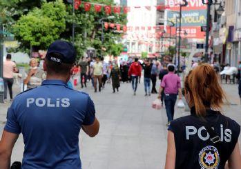 Kırklareli'nde maske takmayan 24 kişiye 21 bin 600 lira ceza uygulandı