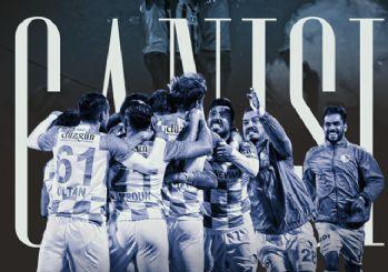 Erzurumspor yeniden Süper Lig'de!