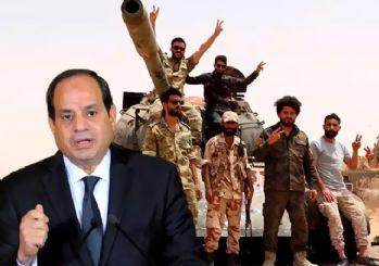 Mısır Libya'ya asker gönderecek