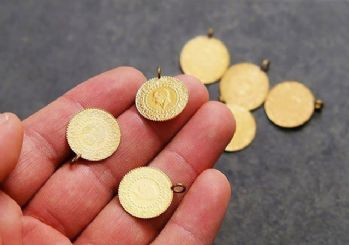 Gram altın 410 TL'yi gördü