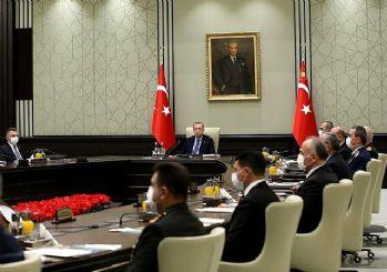 MGK sonrası bildiri yayımlandı: Doğu Akdenizde ve Libya'da geri adım yok