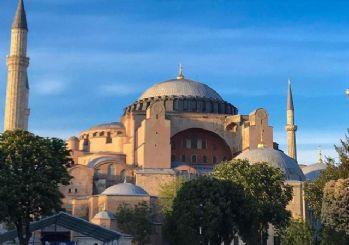 Ayasofya Camisi'nde ilk namaz için alınacak önlemler