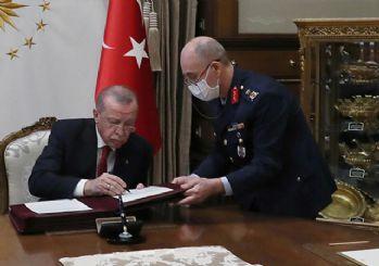 YAŞ kararları açıklandı: TSK'nın komuta kademesi değişmedi