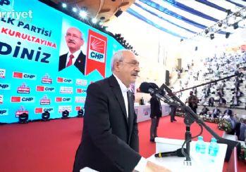 Kılıçdaroğlu: 2023'te ikinci yüzyıla geçeceğiz