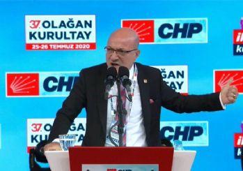 CHP kurultayında İlhan Cihaner konuştu: Bu ciddiyetsizlikle nasıl iktidara gideceğiz?