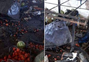 PKK'dan pazar yerine bombalı saldırı: 5 ölü, 12 yaralı