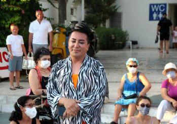 İstanbul Sözleşmesi eylemine katılmak isteyen Murat Övüç'e kadınlardan engel