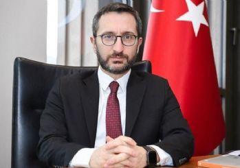 İletişim Başkanı Altun: Lübnanlı kardeşlerimizin yanındayız