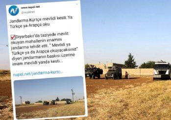 HDP'den Kürtçe Mevlid yalanı: Kara propaganda!