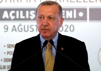 Erdoğan'dan maske uyarısı