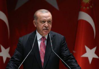 Erdoğan: Macron'un derdi sömürgeci yapıyı ayağa kaldırmak