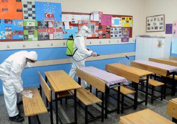 Sınıflar ikiye bölünecek, çarşamba-pazar temizlik günü