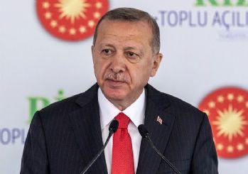 Erdoğan: Ekonomimizi ayağa kaldırmaya odaklandık