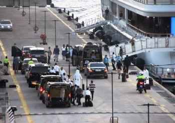Katar kraliyet ailesi Bodrum'da: 180 personel, 500 valizle geldiler