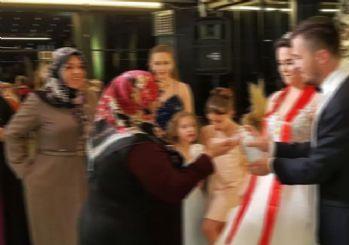 80 yaşındaki koronavirüs hastası kadın 72 saat içinde 5 düğüne gitmiş