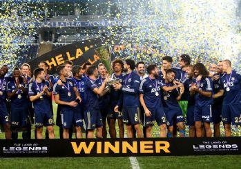Fenerbahçe, Land Of Legends Cup'ın şampiyonu oldu