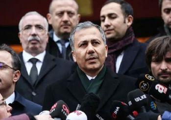 İstanbul Valisi Yerlikaya'dan filyasyon açıklaması