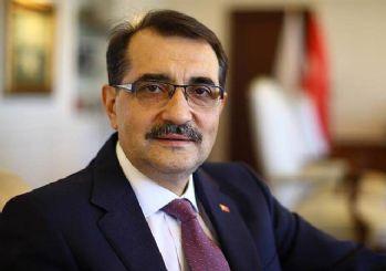 Enerji Bakanı Dönmez: 2023'te karada ilk doğalgaz teslimini yapacağız
