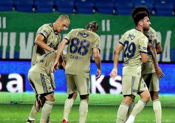 Fenerbahçe, ligin ilk maçını kazandı! 2-1