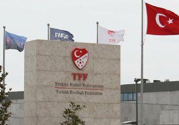 TFF'den açıklama: Hakemlerde pozitif vaka çıktı